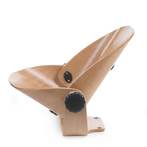 Childhome - Evolu Newborn Seat Voor Evolu 2 + One.80° - Hout