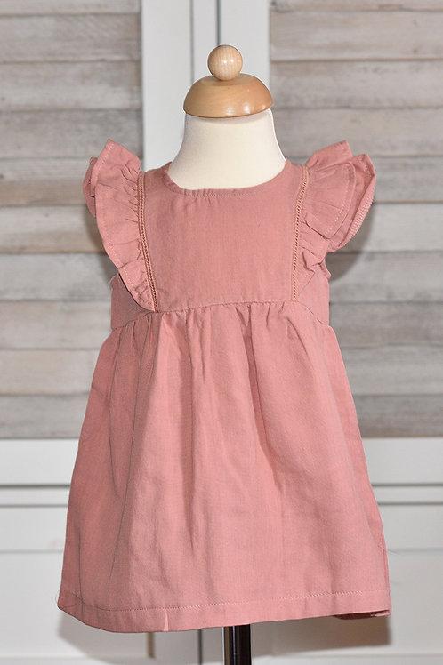 Enfant kleedje rose