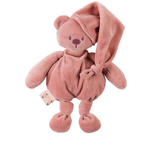 Lapidou knuffel oud roze