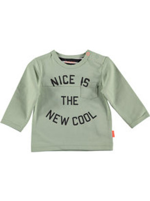 Shirt l.sl. Nice is the New Cool