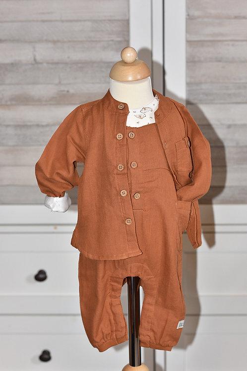 Enfant, hemd of jasje