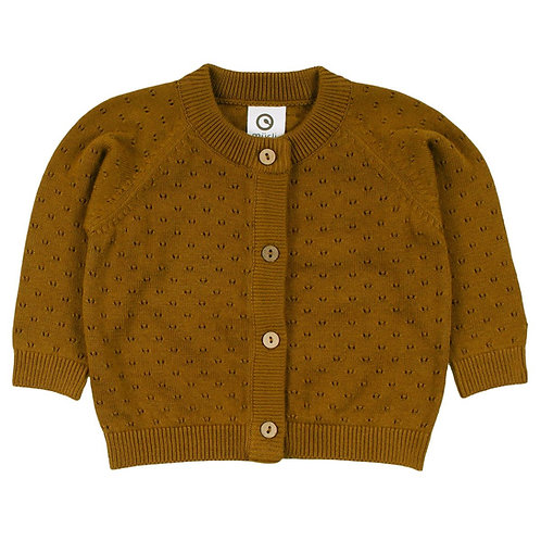 By Green Cotton Cardigan