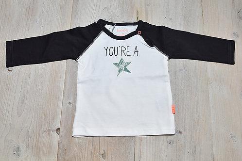 Shirt l.sl. You'er a Star