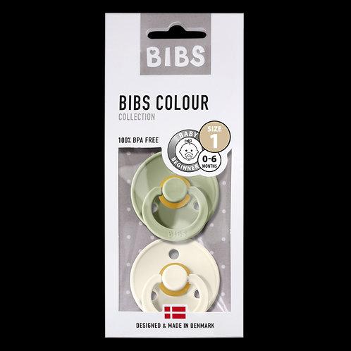 Bibs fopspeen latex vanaf 0-6maand