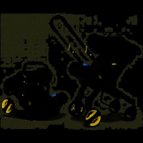 Doona Autostoel en Travelsysteem