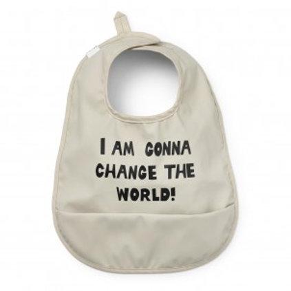 Baby Bib  I Am Gonna....