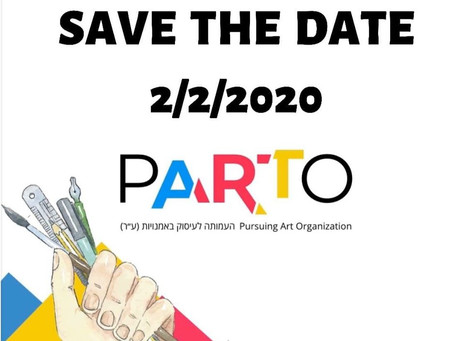 Save the Date - 2.2.2020