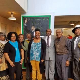 Community Black History Month MLK Center