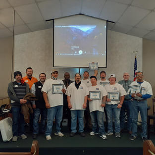 Outreach work at Faith Mission Choices CBI Program