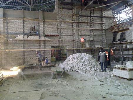 Проводим реконструкцию и капитальный ремонт зданий и сооружений