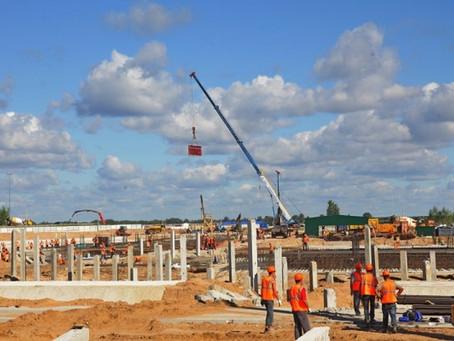 В финансирование строительной отрасли в Нижнем Новгороде вложат 2,3 млрд рублей