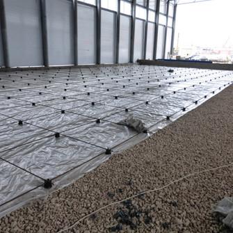 Гидроизоляция бетонной стяжки
