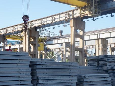 Производство железобетонных изделий откроют в Дзержинске