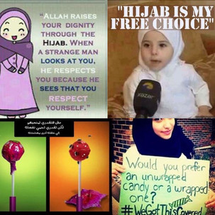 Ønsker vi mere barna hijab?