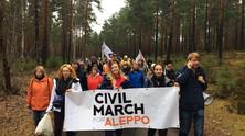 In Marcia per i bimbi di Aleppo