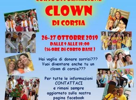 Corso di clownterapia a San Salvo