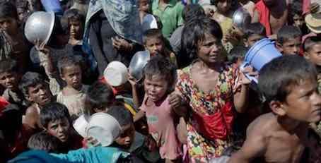 World news 500.000 bambini in pericolo