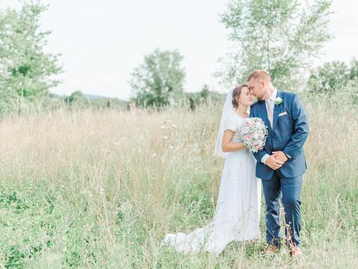 Andre & Rebecca's Virginia Wedding