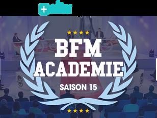 Alturgences Sélectionné par la BFM Académie pour la saison 15