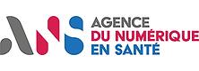 Logo de l'agence du numérique en santé