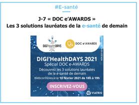 alturgences fait partie des 3 finalistes des DIGI'HealthDAYS 2021
