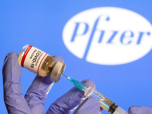 Vaccins Pfizer et Moderna : des effets secondaires bénins mais nombreux