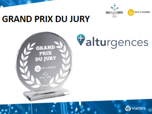 alturgences : Grand Prix du Jury des DOCe'AWARDS 2020