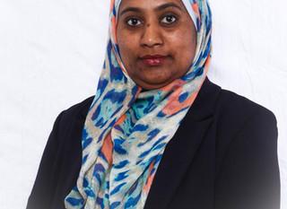 Shabana Rahman appointed as Principal of Horizon Elementary School!