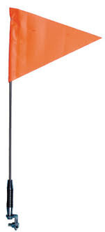 Telescopic Safety Flag