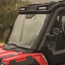 Prowler Pro Curved Glass Windshield