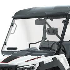 Prowler Pro Full Poly Windshield (hard coated)
