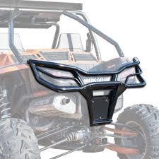 Steel Brushguard Rear Bumper