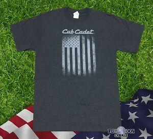 Cub Cadet American Flag T-Shirt