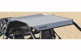 Aluminum Roof (matte black)
