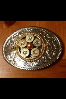 Western Style Belt Buckle