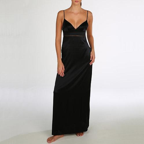 Marie Jo Long Silk Night gown