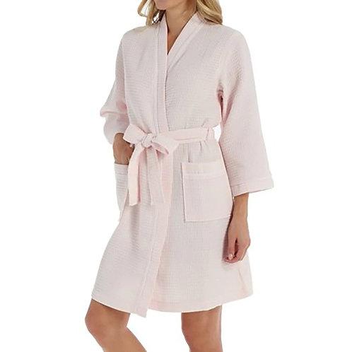Kay Anna Spa Waffle Kimono Robe