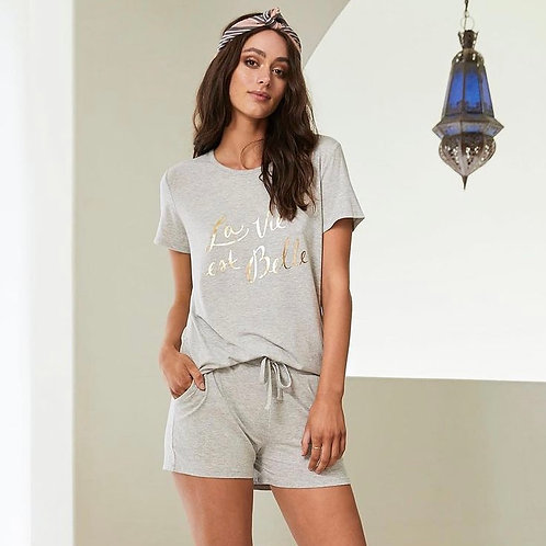 Gingerlilly Milly Tshirt & Short Set