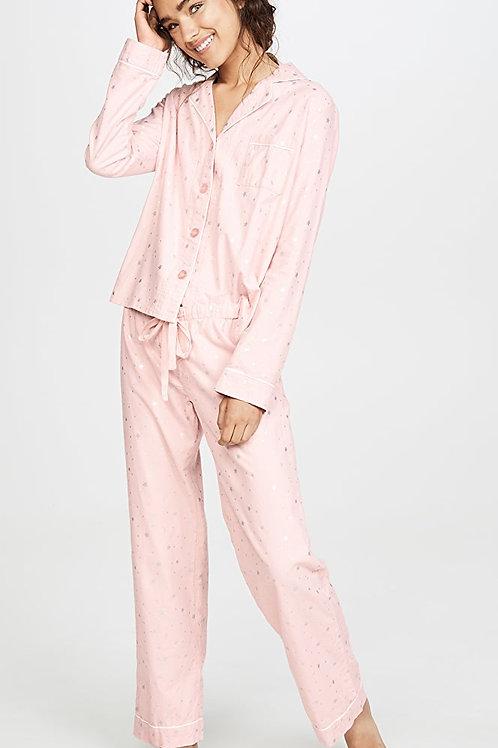 PJ Salvage Chelsea Fit Stars Flannels