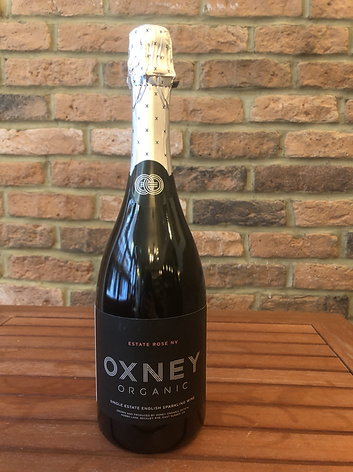 Oxney Rosé Estate NV, English Sparkling