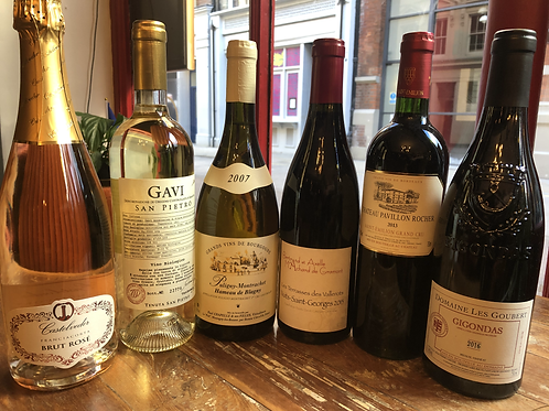 Festive Fine Wine Box