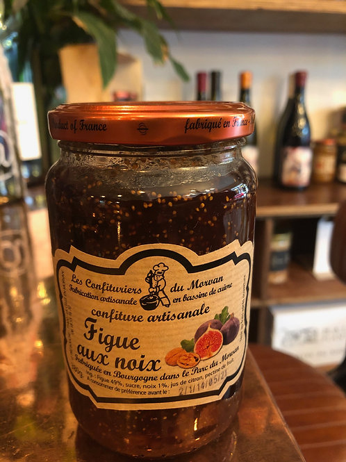 Figue and Walnut Jam