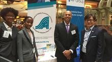 Minority Intern & Scholarship Program Promoted at Gamma Iota Sigma Conference