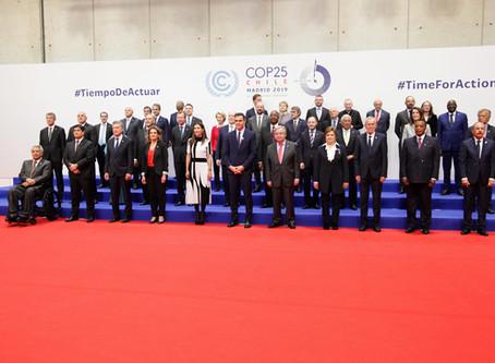 COP25; Tiempo de actuar… ¿o no?