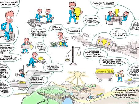 El canvas sostenible: un nuevo lienzo para la economía circular