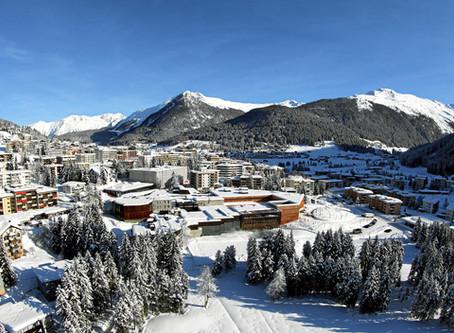 Davos 2019 presta su voz al Planeta