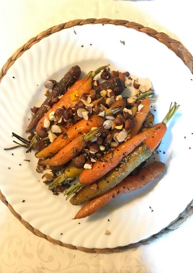 Dukkah Karotten