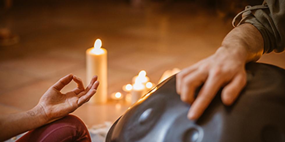 Yoga meets Handpan | Yoga Nidra