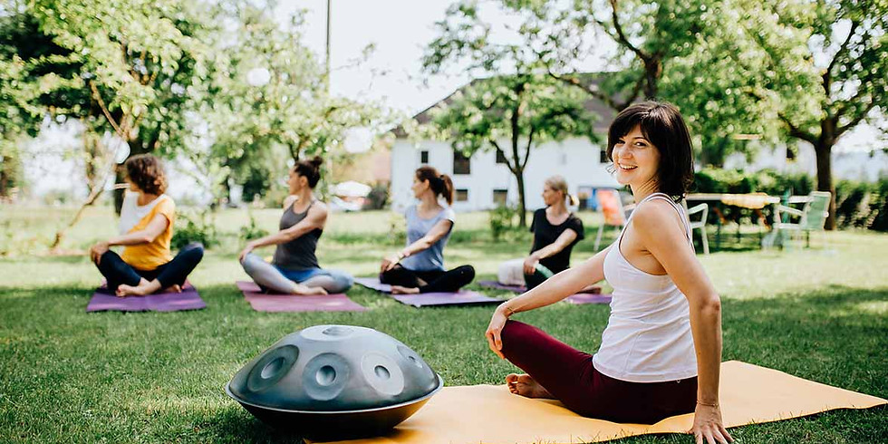 Workout - Yoga - Brunch  am Fluss