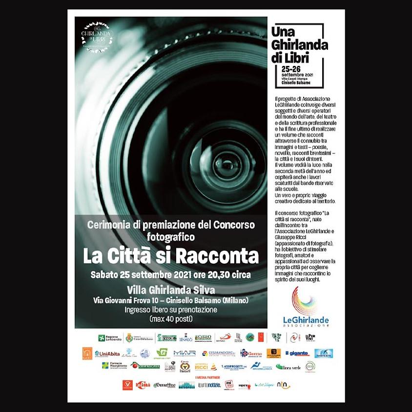 """Cerimonia di premiazione Concorso  Fotografico """"La Città si Racconta"""""""
